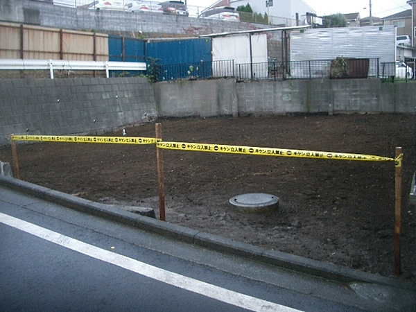 緑区解体工事完了状況