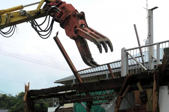 解体工事の騒音対策ってあるの?