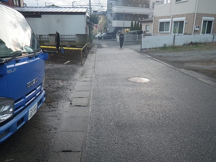 道路清掃状況