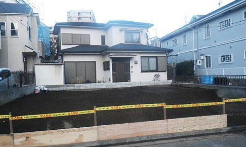 藤沢市石川 解体工事
