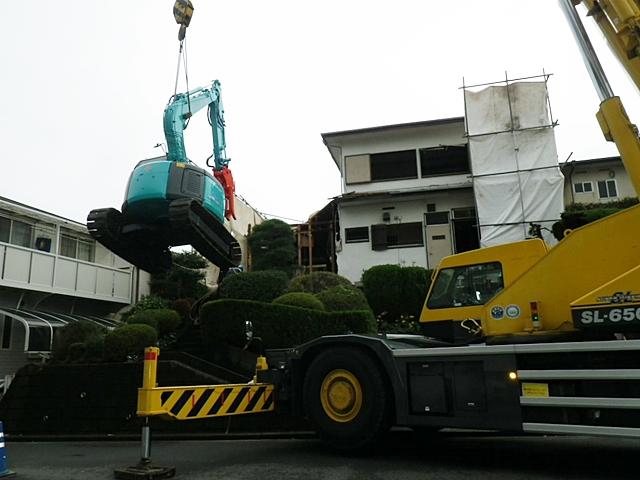 65トン級ラフター